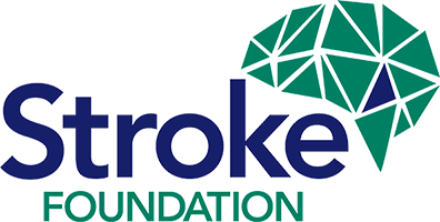Stroke Foundation logo